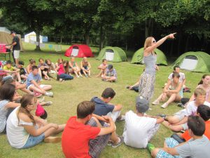 caj moreuil activités camping somme picardie