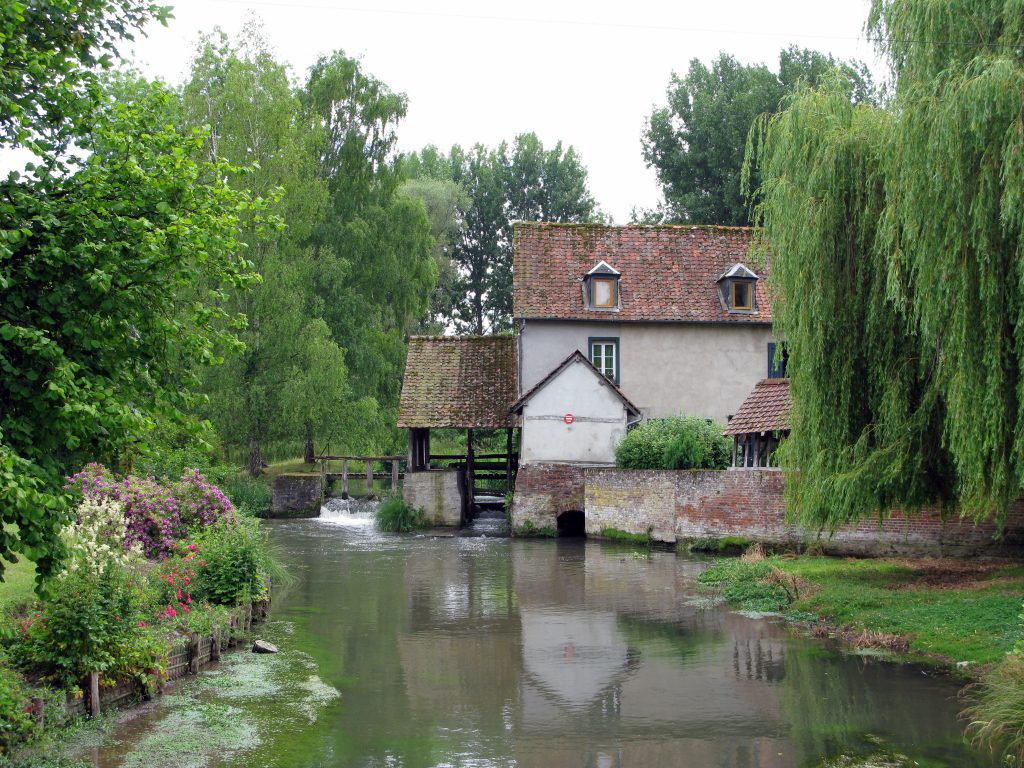 cottenchy moulin somme picardie