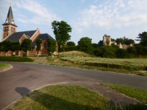 mailly raineval chateau somme